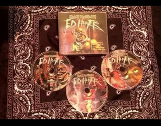 Iron Maiden Ed Hunter 3 Cds