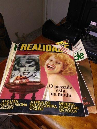 Revista Realidade Maio 1973