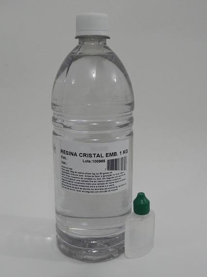 Resina Cristal 1kg