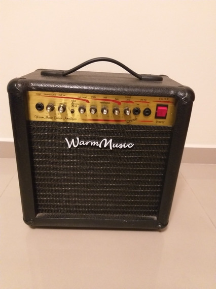 Caixa Amplificadora Warm Music 108 Dr