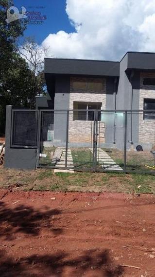 Casa Para Venda Em Atibaia, Jardim Santo Antônio, 2 Dormitórios, 1 Banheiro, 1 Vaga - Ca00521