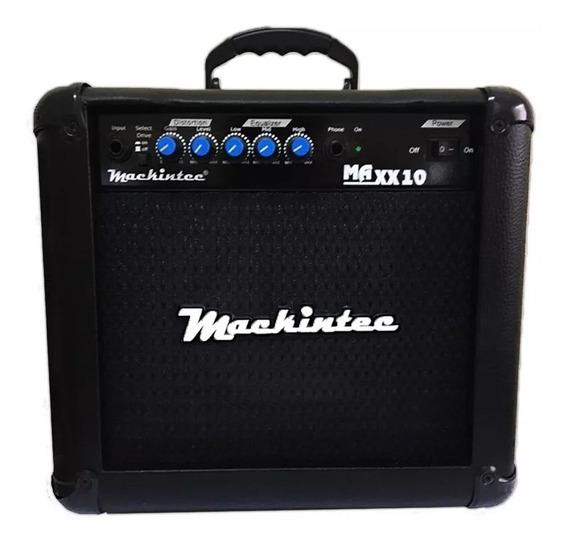 Amplificador Para Guitarra Mackintec Maxx 10 C/ Drive Oferta