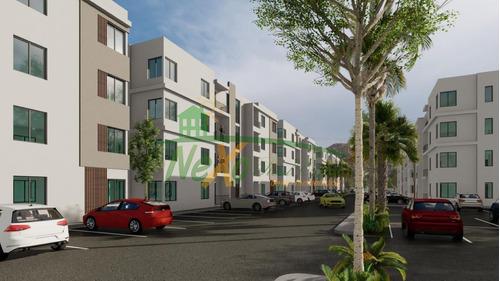 Apartamentos Con Piscina En Gurabo Santiago (tra-243 A4)