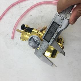 Carburador Koso Power Jet Ouro 28mm Ou 30mm Novo