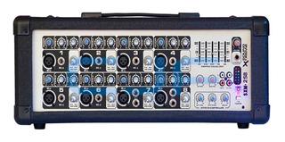 Consola Soundxtreme 258 9 Canales 300wrms Efec Y Equal Cjf