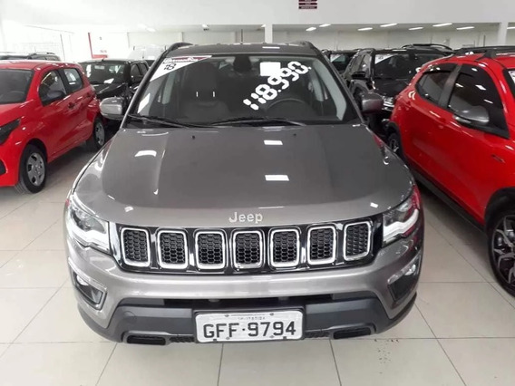 Jeep/compass Longutude 4x4 Automatico Diesel 2018