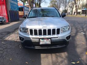 Jeep Compass Sport Seminueva Factura Agencia Unico Dueño