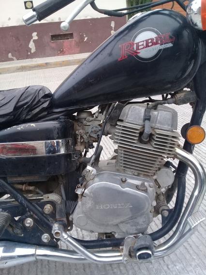 Moto Honda Rebel 250