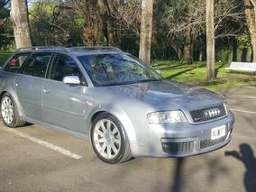 Audi Rs6 4.2 V8 Tiptronic Quattro 2003