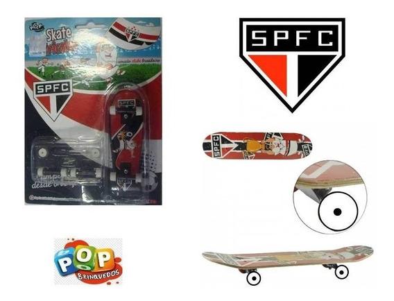 Skate De Dedo Do Tricolor Paulista Oficial - São Paulo