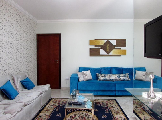 Sobrado Com 4 Dormitórios À Venda, 375 M² Por R$ 638.800 - Parque São Vicente - Mauá/sp - So19943