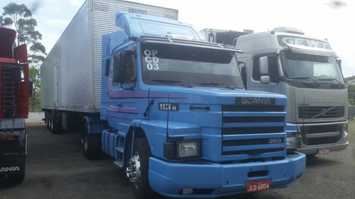 Imagem 1 de 13 de Scania/t113 H 4x2 360