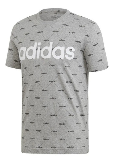 Remera adidas Core Favorite Linear Graphic Hombre Training