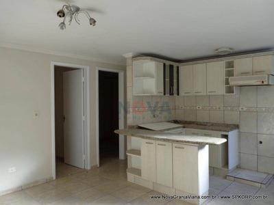 Apartamento Residencial À Venda, Centro, Jandira - Ap0177. - Ap0177