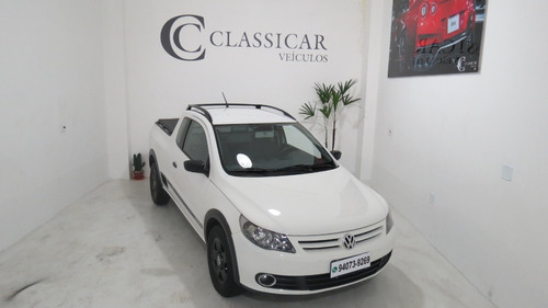 Vw Saveiro 1.6 Ce Troop. 2010
