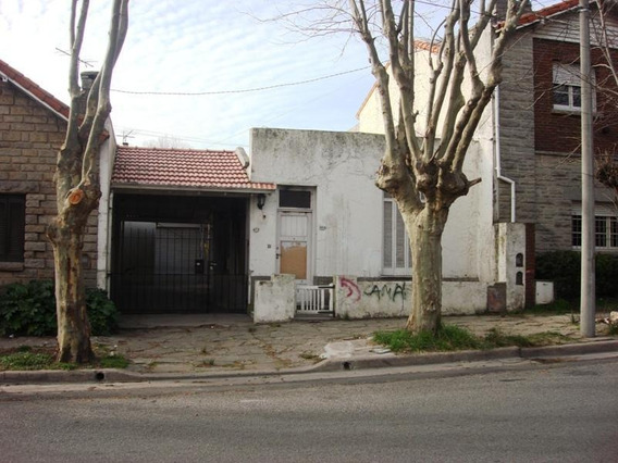 Alquiler 36 Meses. Lote Sobre Calle Olavarria Ideal Construccion De Local. Zona Guemes