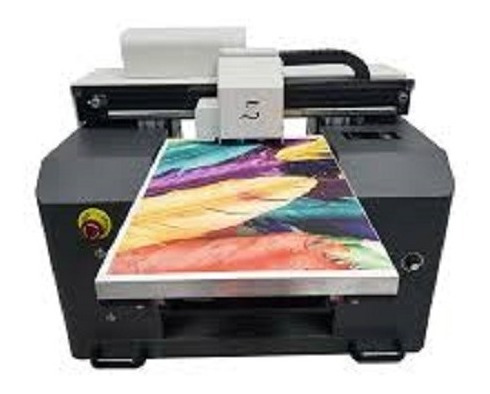 All Materials Digital Uv Printer Flatbed 3d Printers A3 A4 H