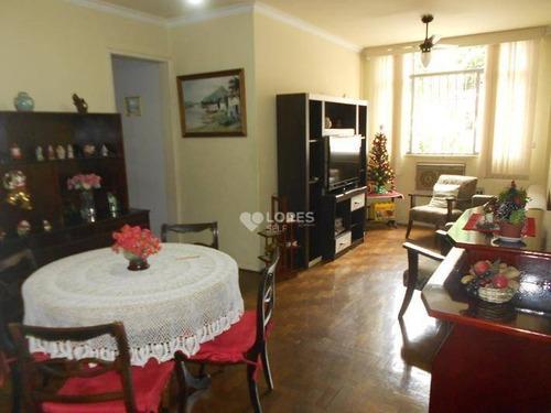 Apartamento À Venda, 120 M² Por R$ 550.000,00 - Icaraí - Niterói/rj - Ap42936