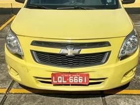 Táxi Cobalt - Rio De Janeiro - 2012 - Autonomia Alugada