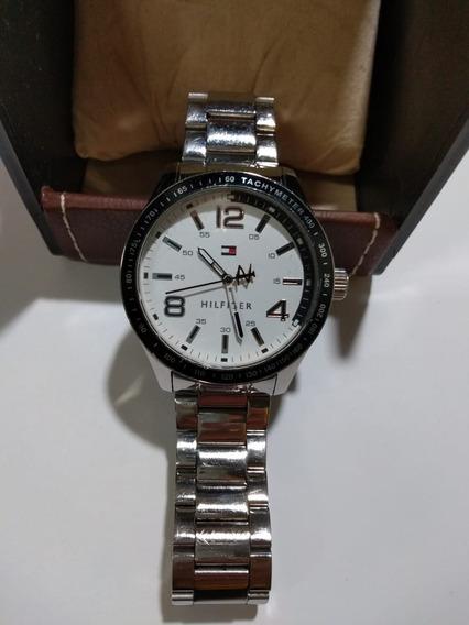 Luxo Para Homens Relógio Tommy Hilfiger Th214127 Masculino