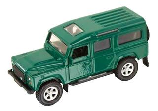 Camioneta 4x4 Land Rover Verde Teamsterz Original Wabro