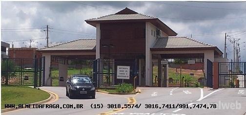 Terreno Para Venda Em Sorocaba, Condomínio Chácara Ondina - 174_1-491178