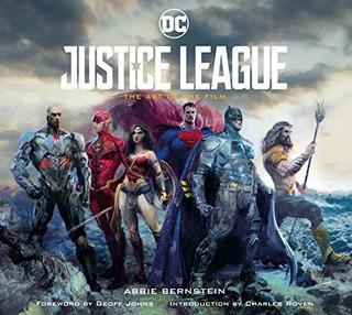 Liga De La Justicia Justice League: The Art Of The Film *sk