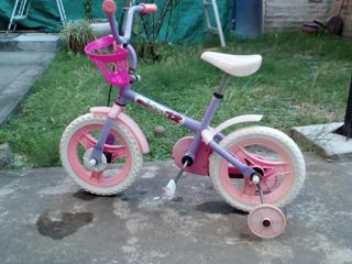 Bicicleta Niña 12