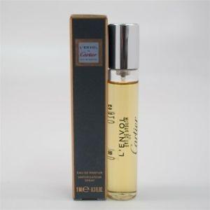 Perfume Hombre L'envol Cartier 9 Ml Edt Spray Nuevo En Caja