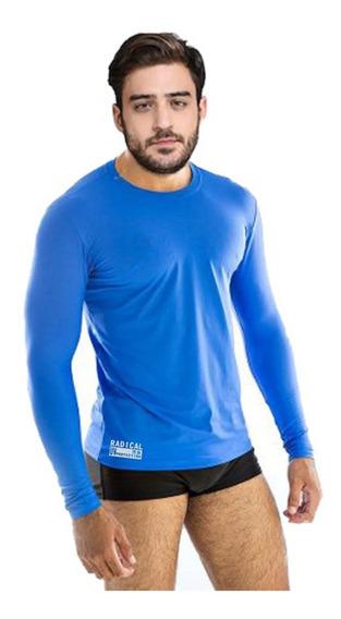 Camisas Com Proteção Solar - Blusa Uv Radical -ki/10