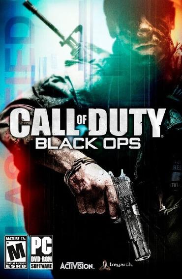 Call Of Duty Black Ops Pc/notebook Original Frete Gratis!