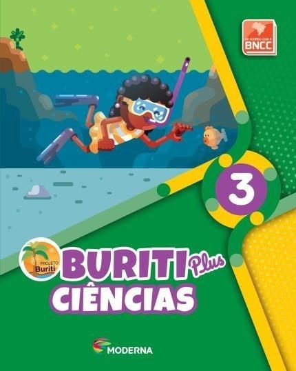 Buriti Plus - Ciências - 3º Ano ( Novo )