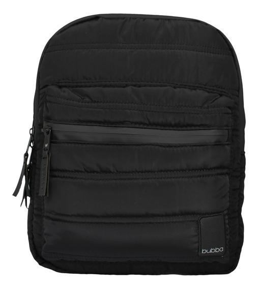 Mochila Matte Mini Unique Black Velvet Bubba Bags