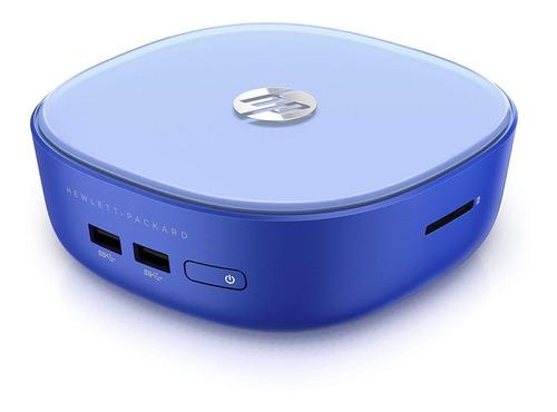 Imagen 1 de 4 de Computadora Hp Stream 200-010 Mini Desktop Mini Pc
