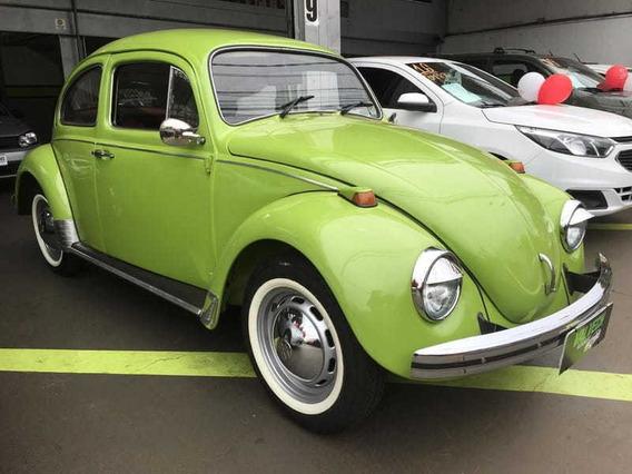 Volkswagen Fusca 1300 2p Veiculo Para Colecionador