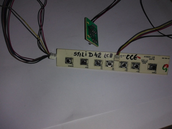 Sensor+teclado Stili D42lcd (cce)