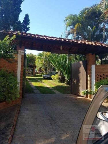 Chácara Com 3 Dormitórios À Venda, 2300 M² Por R$ 700.000 - Vila Americana - Tatuí/sp - Ch0565