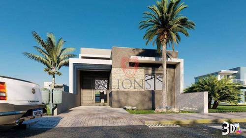 Casa Com 3 Dormitórios À Venda, 94 M² Por R$ 449.900,00 - Reserva Bela Vista - Gravataí/rs - Ca1313