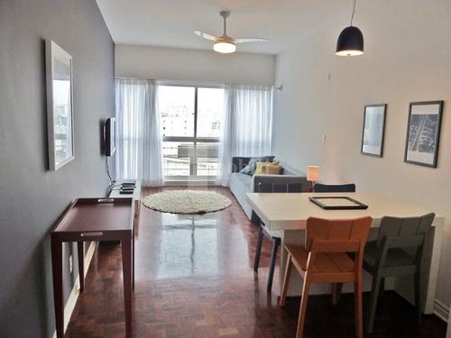 Apartamento Para Venda No Bairro República Em São Paulo - Cod: Pc102130 - Pc102130