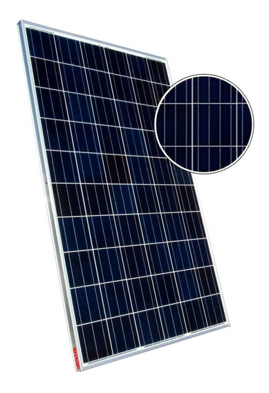Panel Solar Sharp Nd-ak275 Pack Combo X 15 Unidades