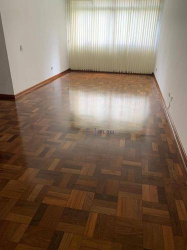 Apartamento De 100 M² Com 2 Dormitórios Para Locação Por R$ 2.500/mês Na Vila Mariana - Ap12375
