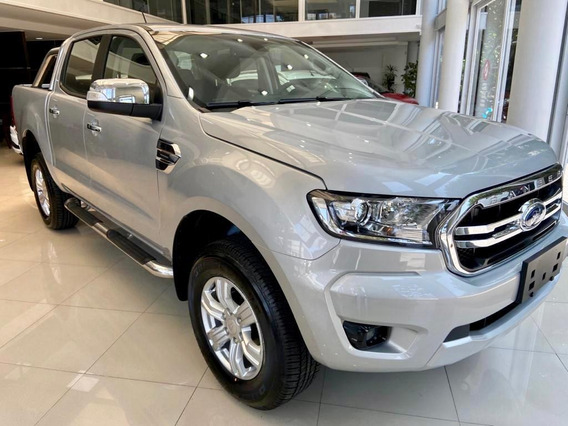 Ford Ranger Xlt 2.5 4x2 Nafta 0km 2020 As3