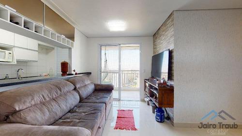 Apartamento  Com 2 Dormitório(s) Localizado(a) No Bairro Sacomã Em São Paulo / São Paulo  - 17353:924751