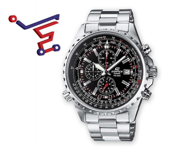Reloj Casio Edifice Ef-527d-1avef / Bar 10m / Acero / Electr