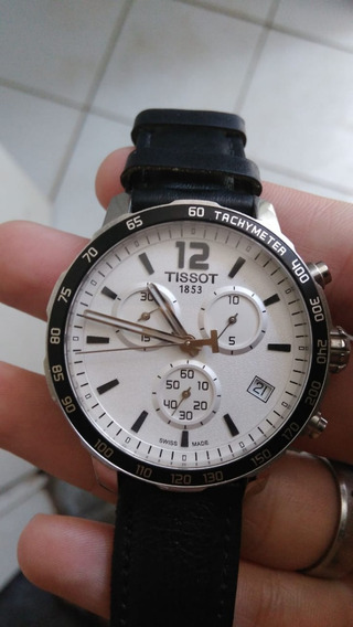 Relógio Tissot 1853 Tachymeter Sapphire Crystal