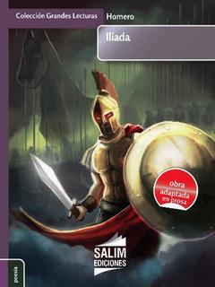 Iliada - Homero - Libro Nuevo + Envio Rapido