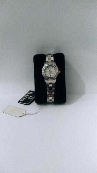 Relógio Novo Bulova Com Pedras Diamantes Wb27109s