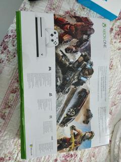 Console Xbox One 500gb Novo Original E Lacrado