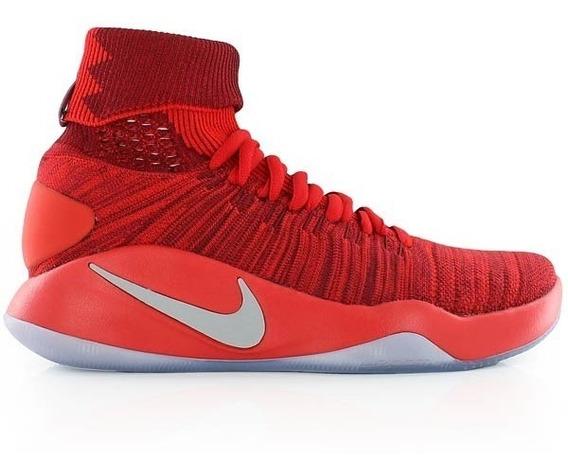 Tênis Nike Hyperdunk Flyknit - Tam. 51 Br - 100% Original