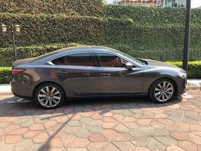 Mazda 6 Gris Versión Signature 2019 Prácticamente Nuevo